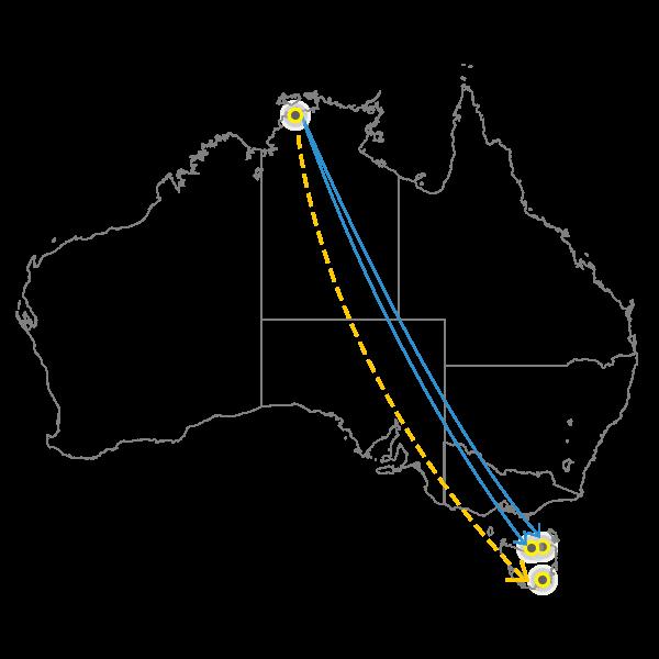 Darwin - Tasmania