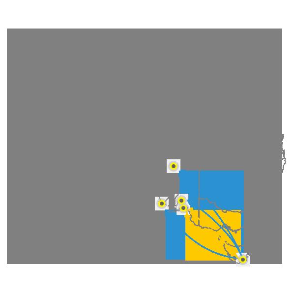 Tasmania to Adelaide