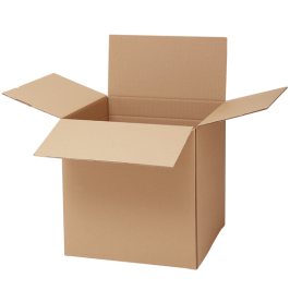 Flat Box - Airfreight