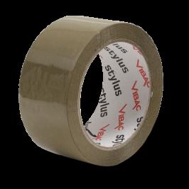 48mm x 75m Vibac Tape - Brown