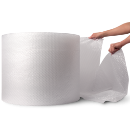Bubble Wrap 375mm wide - 50m Roll (Perforated 500mm)