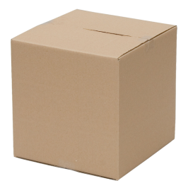 Small Cube Box - 300mm