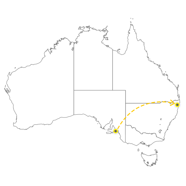 adelaide-to-gold-coast