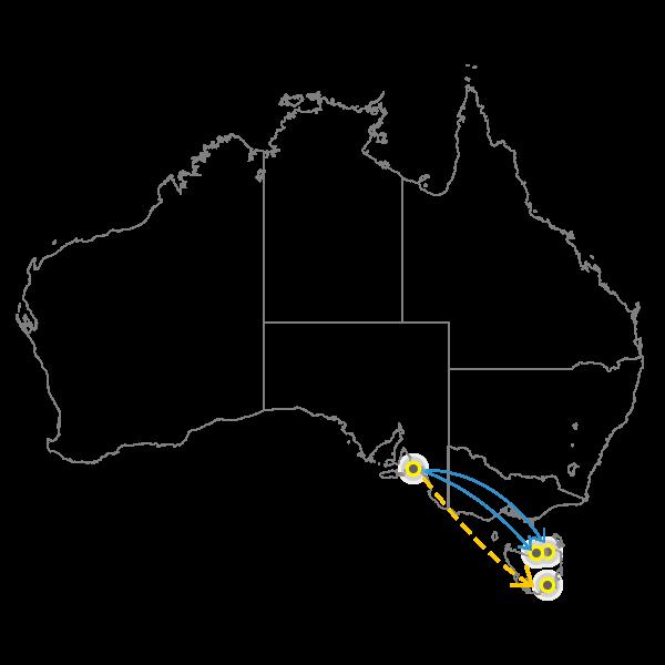 Melbourne Removals  Tasmania