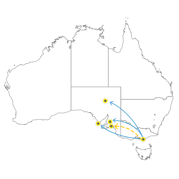 melbourne-to-adelaide
