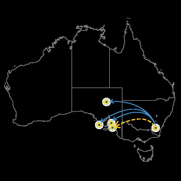 Melbourne Removals  Adelaide