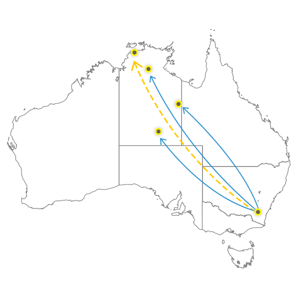 canberra-to-darwin