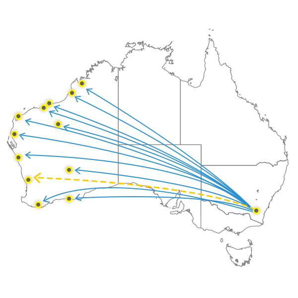 canberra-to-perth