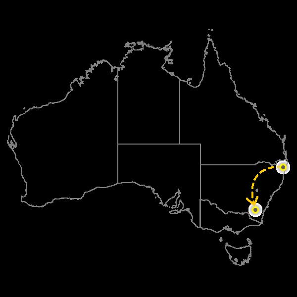 Melbourne Removals  - Canberra