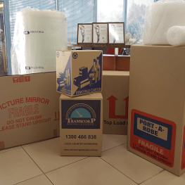 Moving Boxes for Sales