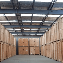 Storage Options to Move Home - Long or Short Term
