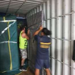Interstate Removalists - 20 ft Container