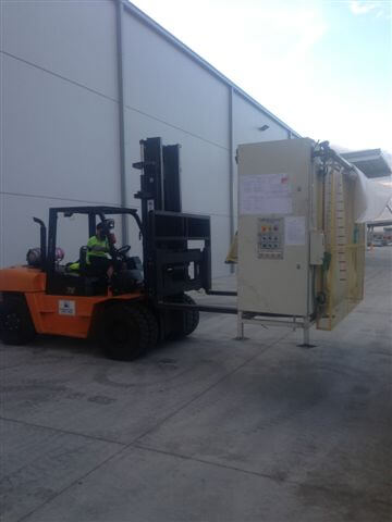 Office & Factory Movers