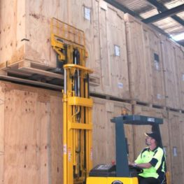 Our Melbourne storage facilities